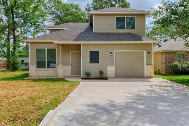 4 Big Lake Circle, Huntsville, TX 77320 (MLS #54907401) :: The SOLD by George Team
