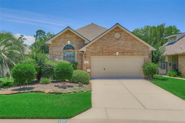 150 W Lilac Ridge Place, The Woodlands, TX 77384 (MLS #54908326) :: Texas Home Shop Realty