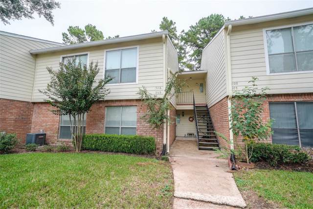14555 Wunderlich Drive #3105, Houston, TX 77069 (MLS #5491325) :: The Jill Smith Team