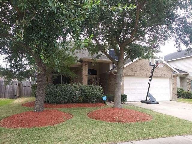 5910 Llano Creek Drive, Katy, TX 77449 (MLS #54913481) :: The Heyl Group at Keller Williams