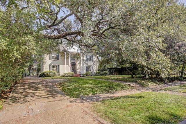 2104 Brentwood Drive, Houston, TX 77019 (MLS #54914887) :: Texas Home Shop Realty