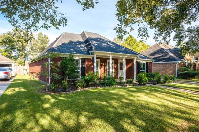 2815 Rimrock Drive, Missouri City, TX 77459 (MLS #54915034) :: Phyllis Foster Real Estate