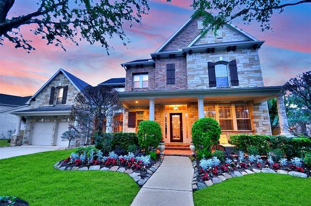 4507 Village Forest Drive, Sugar Land, TX 77479 (MLS #54919865) :: Guevara Backman