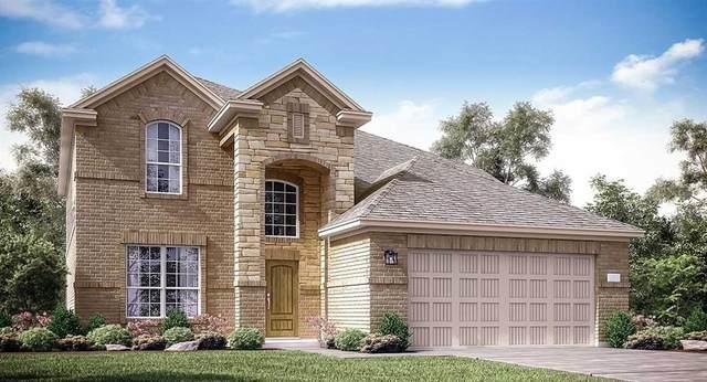 4327 Oakdale Mist Drive, Dickinson, TX 77539 (MLS #54920458) :: The Home Branch