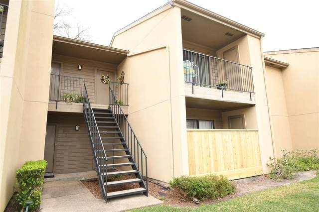 3300 Pebblebrook Drive #54, Seabrook, TX 77586 (MLS #54923163) :: The Bly Team