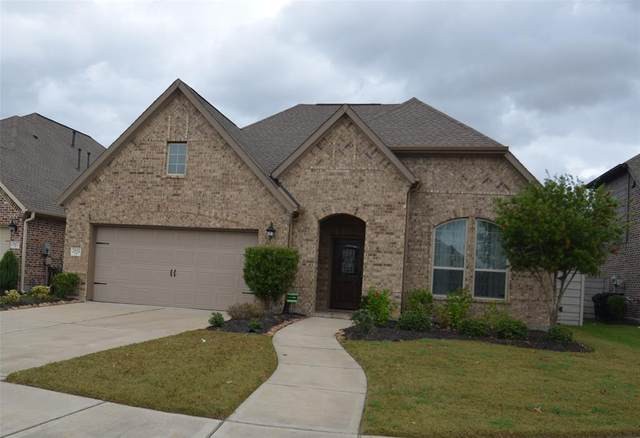 2611 Redbud Trail Lane, Manvel, TX 77578 (MLS #54931158) :: NewHomePrograms.com LLC