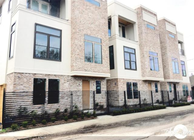 1503 Robin Street C, Houston, TX 77019 (MLS #54934836) :: Giorgi Real Estate Group