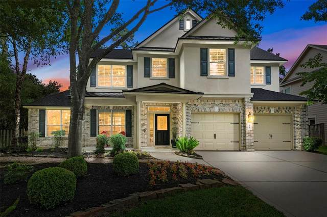 38 S Altwood Circle, The Woodlands, TX 77382 (MLS #54943990) :: The Parodi Team at Realty Associates