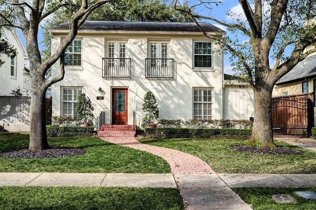 3130 University Boulevard, West University Place, TX 77005 (MLS #54949349) :: Caskey Realty