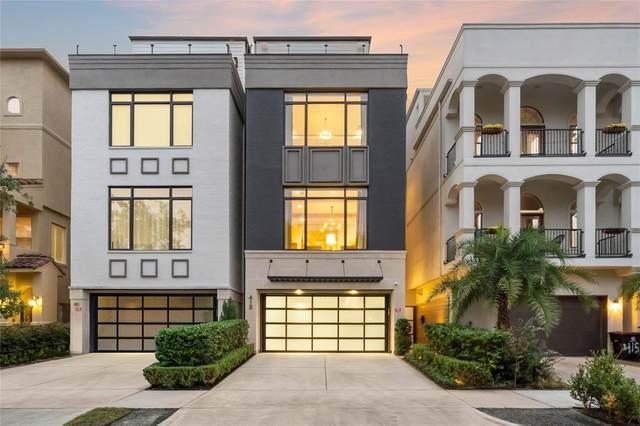 413 W Bell Street, Houston, TX 77019 (MLS #54951154) :: Ellison Real Estate Team