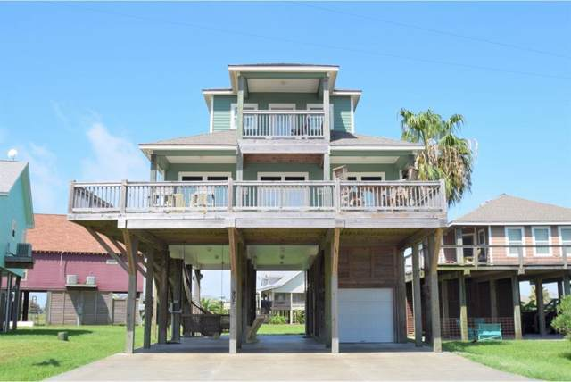 907 Driftwood Dr, Crystal Beach, TX 77650 (MLS #54955552) :: The Heyl Group at Keller Williams