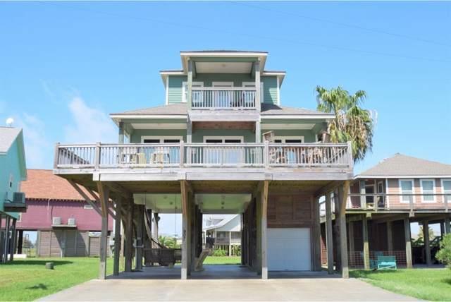 907 Driftwood Dr, Crystal Beach, TX 77650 (MLS #54955552) :: NewHomePrograms.com LLC