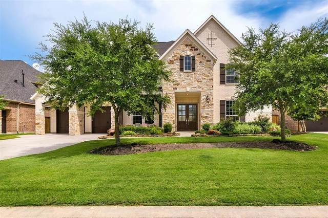 27510 Atwood Preserve Lane, Spring, TX 77386 (MLS #54974745) :: My BCS Home Real Estate Group