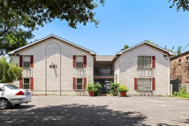 421 Emerson Street #1, Houston, TX 77006 (MLS #54987297) :: The Sansone Group