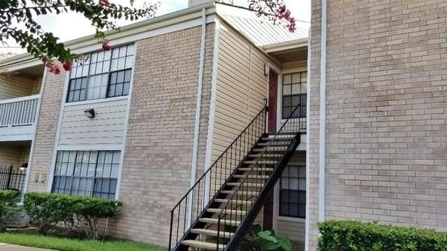 2750 Holly Hall Street #814, Houston, TX 77054 (MLS #5499911) :: Caskey Realty