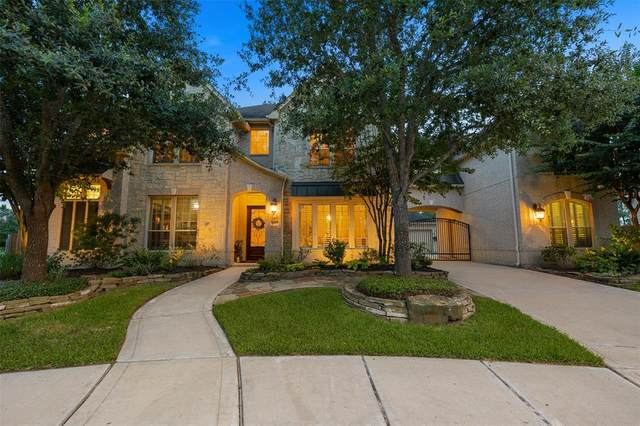 16603 S Azure Mist Court, Cypress, TX 77433 (MLS #54999962) :: The SOLD by George Team