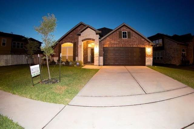 3503 Single Ridge Way, Katy, TX 77493 (MLS #55002707) :: The Heyl Group at Keller Williams