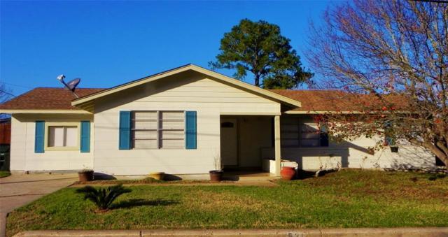 521 Page Street, Hallettsville, TX 77964 (MLS #55018017) :: The Sansone Group