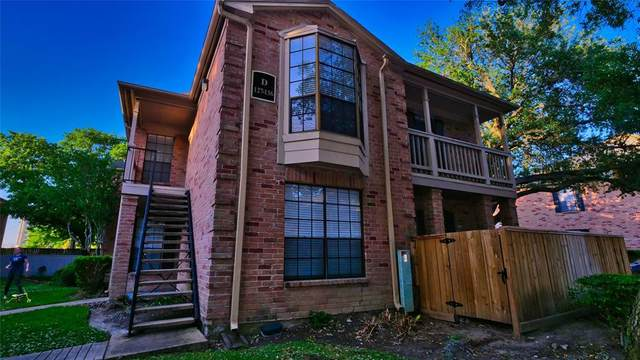 2255 Braeswood Park Drive #128, Houston, TX 77030 (MLS #55030349) :: Michele Harmon Team