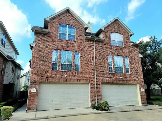 6222 Skyline Drive #20, Houston, TX 77057 (MLS #55035289) :: Caskey Realty