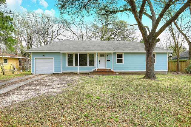 1413 Bowie, La Marque, TX 77568 (MLS #55035823) :: The Queen Team