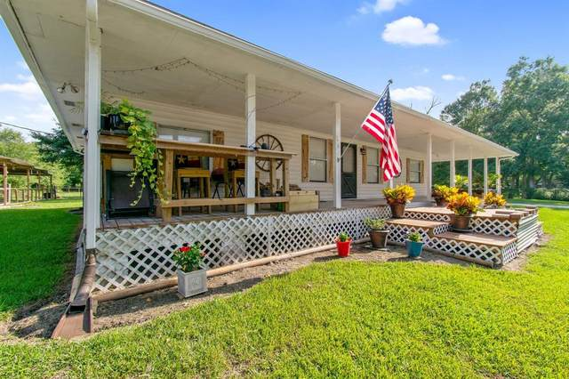 24621 Highway 321, Cleveland, TX 77327 (MLS #5503915) :: The Home Branch