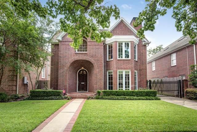 4219 University Boulevard, West University Place, TX 77005 (MLS #55045628) :: Keller Williams Realty