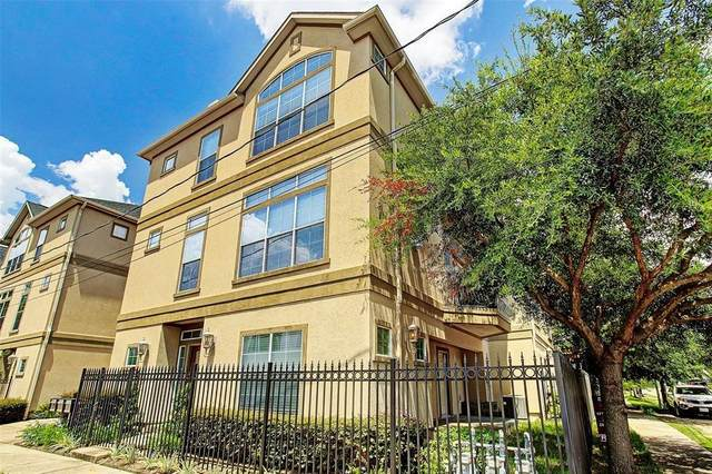 404 Fowler Street, Houston, TX 77007 (MLS #55051407) :: Texas Home Shop Realty