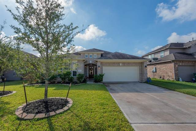 9803 Clear Diamond Drive, Rosharon, TX 77583 (MLS #55052773) :: Caskey Realty