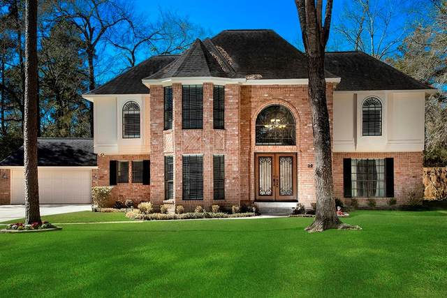 39 Watertree Court, The Woodlands, TX 77380 (MLS #55062281) :: My BCS Home Real Estate Group