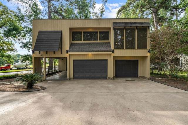 99 April Wind Drive N, Conroe, TX 77356 (MLS #55063720) :: The Home Branch