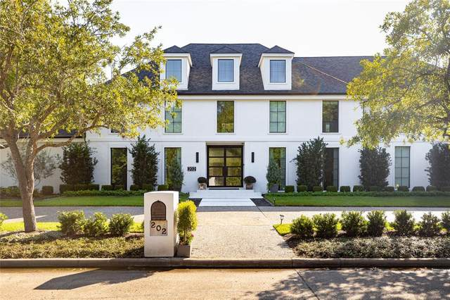 202 Glennville Court, Houston, TX 77024 (MLS #55065026) :: The Property Guys
