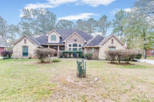 5819 Pacco Lane, Magnolia, TX 77354 (MLS #55067964) :: Krueger Real Estate