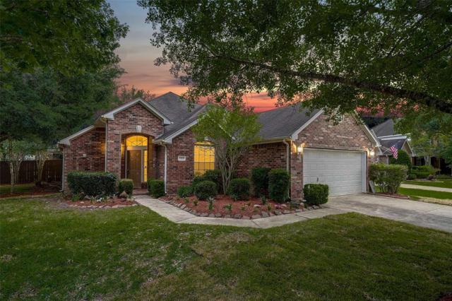 3103 Bronco Bluff Court, Katy, TX 77450 (MLS #55075866) :: Caskey Realty