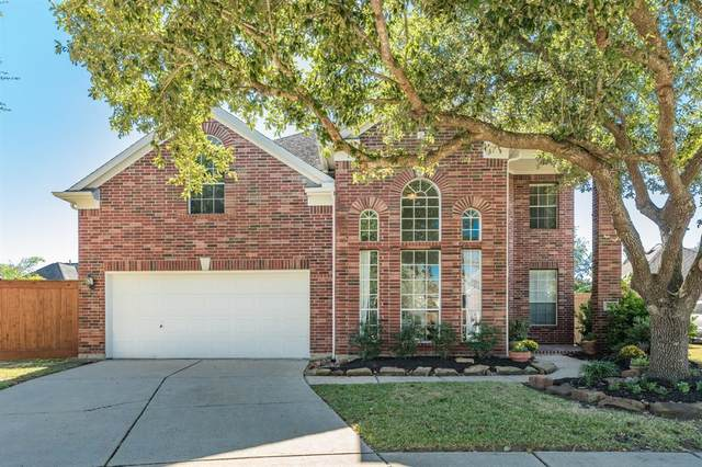 3910 Leanett Way Court, Pearland, TX 77584 (MLS #55076503) :: The Freund Group
