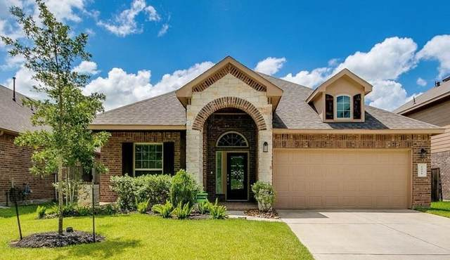5331 Glenfield Spring Lane, Spring, TX 77389 (MLS #55082048) :: The Parodi Team at Realty Associates
