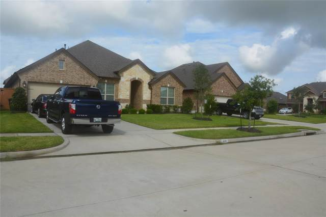 1606 Groce Lane, League City, TX 77573 (MLS #55089236) :: JL Realty Team at Coldwell Banker, United