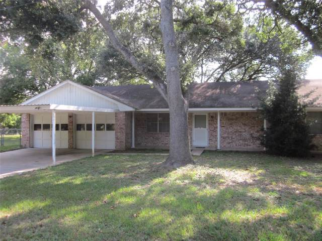 235 Behrens Street, East Bernard, TX 77435 (MLS #55100282) :: Texas Home Shop Realty