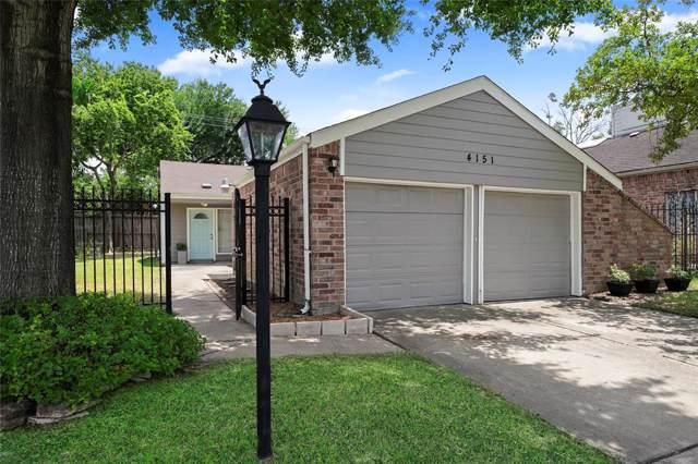 4151 Wildacres Drive, Houston, TX 77072 (MLS #55106846) :: The Heyl Group at Keller Williams