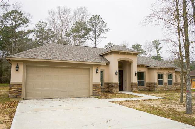 17114 S Mesa Drive, Splendora, TX 77372 (MLS #55109758) :: The Heyl Group at Keller Williams