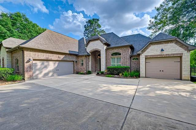 4827 West Fork Boulevard, Conroe, TX 77304 (MLS #55119026) :: Bray Real Estate Group