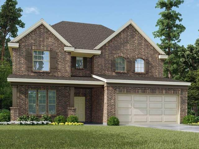 6059 Pearland Place, Pearland, TX 77581 (MLS #55139782) :: NewHomePrograms.com LLC