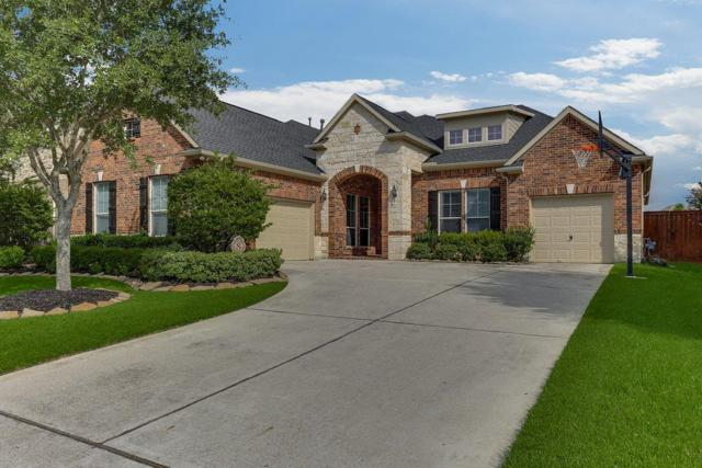 9814 Rollinson Park Drive, Spring, TX 77379 (MLS #55151481) :: Grayson-Patton Team