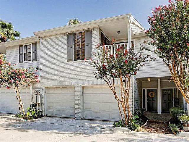 1911 Bering Drive #26, Houston, TX 77057 (MLS #55166369) :: The Freund Group