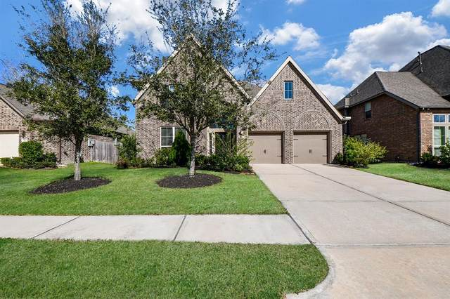 12501 Floral Park Lane, Pearland, TX 77584 (MLS #55178128) :: The Property Guys