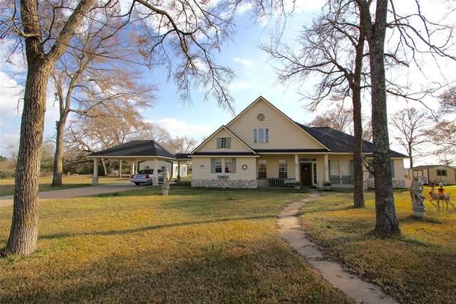 38915 Woodland Lakes Drive, Hempstead, TX 77445 (MLS #5518761) :: The Property Guys