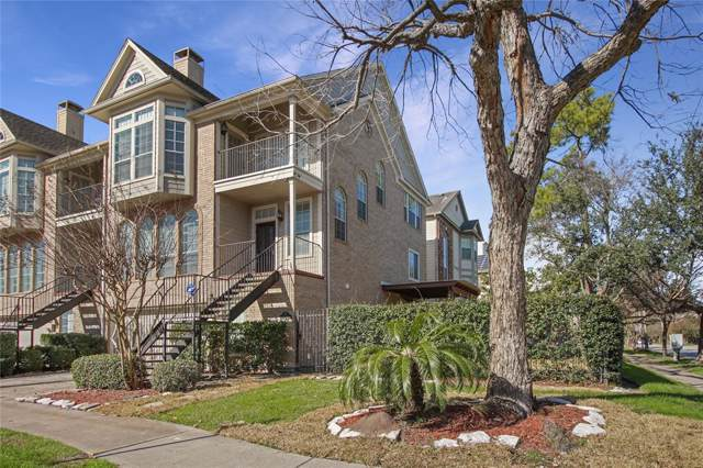 1500 California Street A, Houston, TX 77006 (MLS #55192617) :: Ellison Real Estate Team