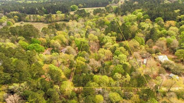TBD L R Outlaw Lane, Cleveland, TX 77328 (MLS #55203117) :: Texas Home Shop Realty