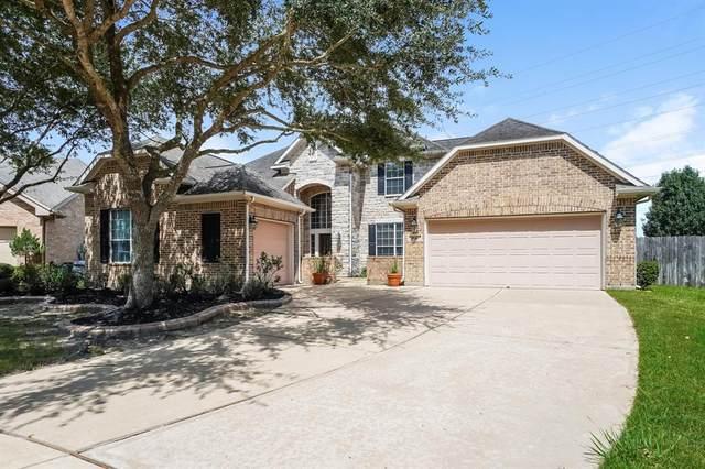 9642 Lavender Mist Lane, Katy, TX 77494 (MLS #55207613) :: Caskey Realty