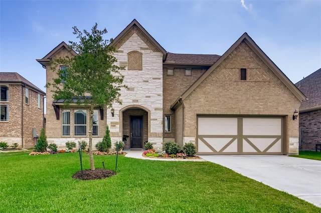 2207 Noble Pass Lane, League City, TX 77573 (MLS #55215254) :: Texas Home Shop Realty